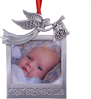 2019 First Grandchild Photo Christmas Ornament 3