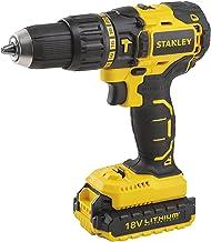 Stanley Power Tool,Cordless 18V 2Ah BRUSHLESS Li-Ion Drill Driver,SBH20D2K-B5
