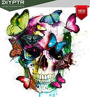 Best diamond skull painting Reviews