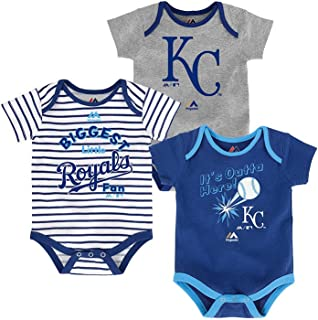 Kansas City Royals Newborn Infant Blue