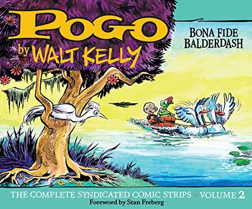 Image of Pogo The Complete Syndicated Comic Strips: Bona Fide Balderdash (Vol. 2) (Walt Kelly's Pogo)