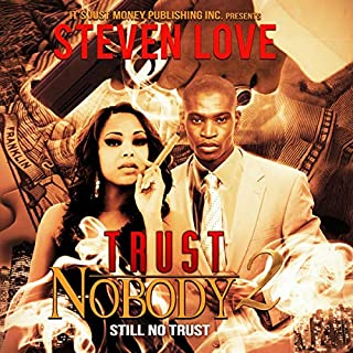 Trust Nobody 2 audiobook cover art