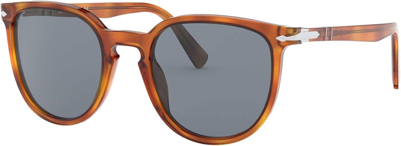 Persol GALLERIA PO 3226S TERRA DI SIENA blueE unisex Sunglasses