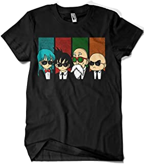 Camiseta Dragon Ball-Reservoir Dogs