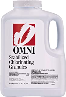 Omni Stabilized Chlorinating Granules (5 lb)