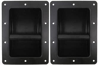recessed speaker handles