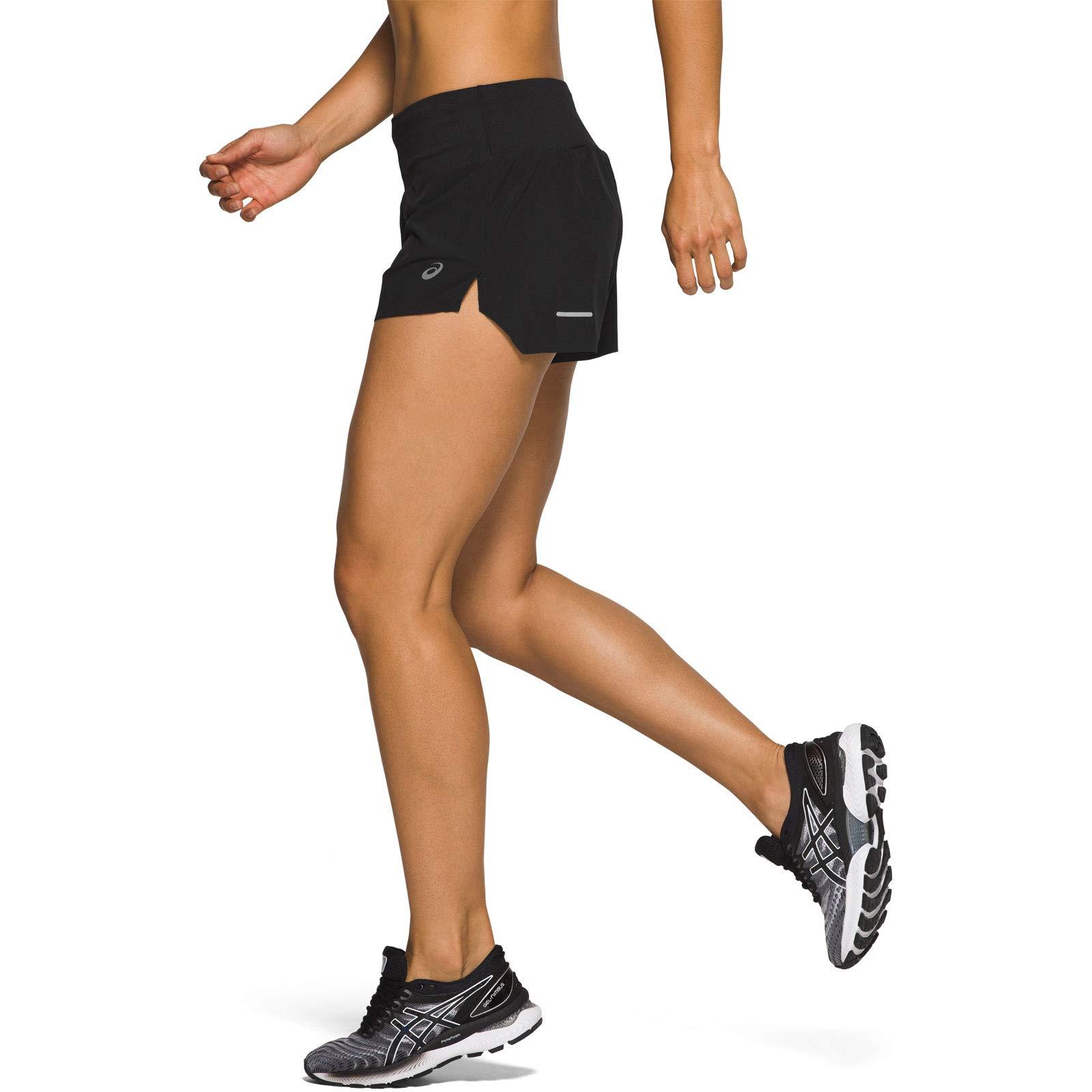 ASICS Road 3.5in Shorts Damen Performance Black, S