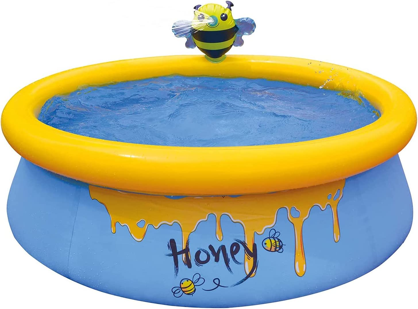 YEHEI free Honeybee Translated Inflatable Pool Family Swimming