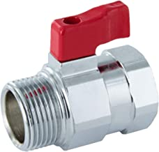 Sharplace Adaptador de Agua de Grifo V/álvula de Mariposa Tanque Ibc 1000l Herramientas Multiusos y Accesorios 75 mm