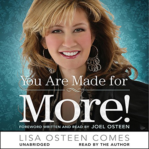 You Are Made for More! cover art