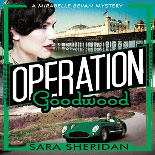 Operation Goodwood audiobook cover art