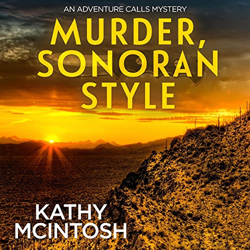 Murder, Sonoran Style cover art
