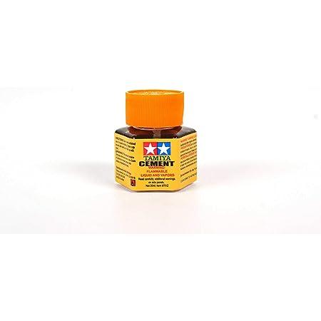 タミヤセメント 六角ビン 20ml 87012