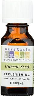 Aura Cacia Ess Oil Carrot Seed .5 Fz