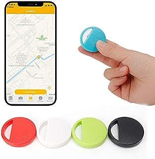 $57 » XZQsy Key Finder,Bluetooth Smart Tracker Item Locator,4 Pack Anti-Lost Alarm Reminder,GPS Tracking Device for Keys, Pets, ...