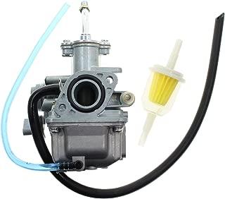 Carbhub Carburetor for Yamaha Raptor 50 YFM 50 ATV Carb 2004 05 06 07 08 with Fuel Filter