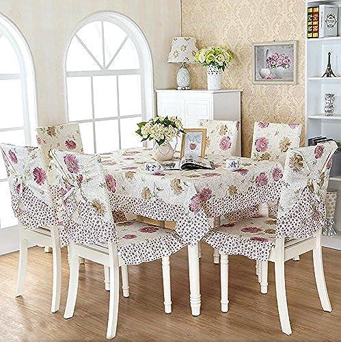 Pastoral Stoff, Tischdecken, Sitzkissen, Stuhlabdeckung,110160CM