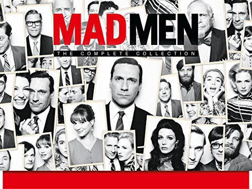 Mad Men - the Complete Collection [UK-Import] [Blu-Ray]