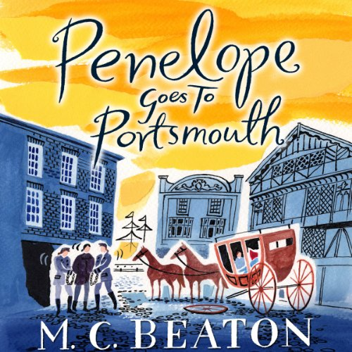 Penelope Goes to Portsmouth cover art