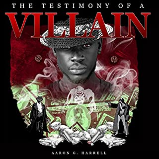 The Testimony of a Villain audiobook cover art
