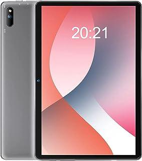 タブレット 10インチ BMAX I10 タブレット 10.1インチ Android 10.0 8コアCPU 4G LTE SIM 2.4GHz+5.0GHz Wifi / 1920x*1200 IPS / RAM4GB ROM64GB / ...