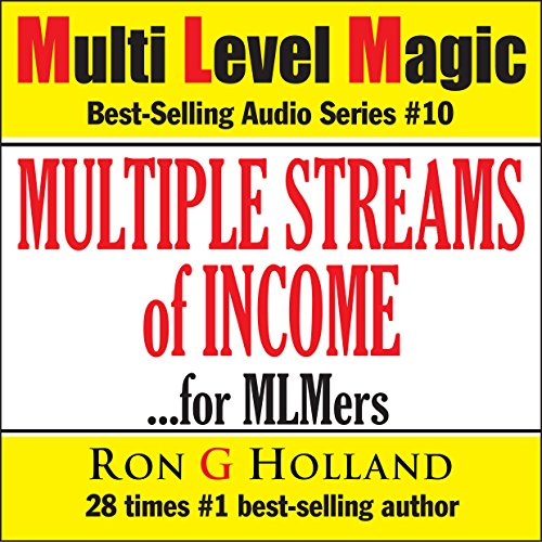 Multiple Streams of Income... for MLM'ers cover art