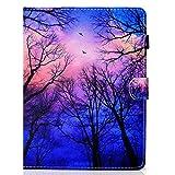 Coopay Coque Universelle Tablette 10 Pouces Folio Housse en Cuir PU Smart Cover pour...