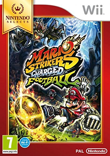 Mario Strikers Charged Football -Select- [Spanisch Import]