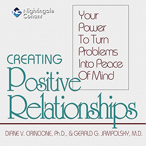 Creating Positive Relationships  By  cover art