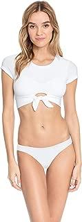 Robin Piccone Women's Ava Solids Classic Bikini Top
