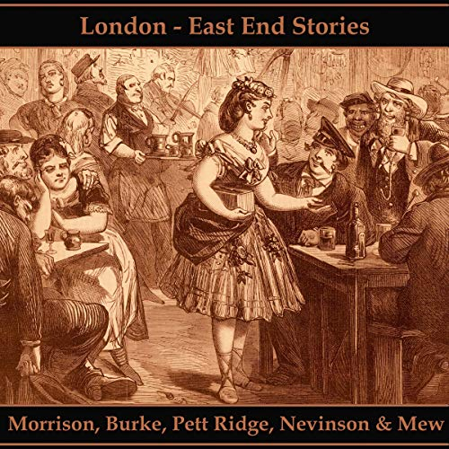Page de couverture de London - The East End Stories