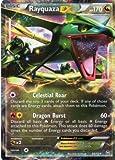 Pokemon - Rayquaza-EX (85) - BW - Dragons Exalted - Holo