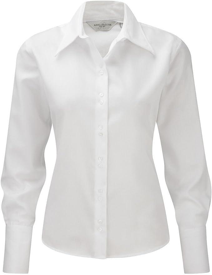 Russell Collection - Camisas - Manga Larga - para mujer