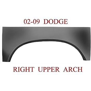 02 09 Dodge Regular Cab Corner Set NIB 1.2MM Thick!! 2 Door Ram Truck L/&R