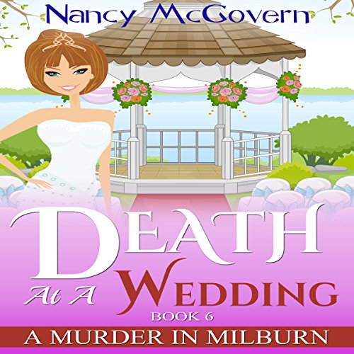 Death at a Wedding audiobook cover art