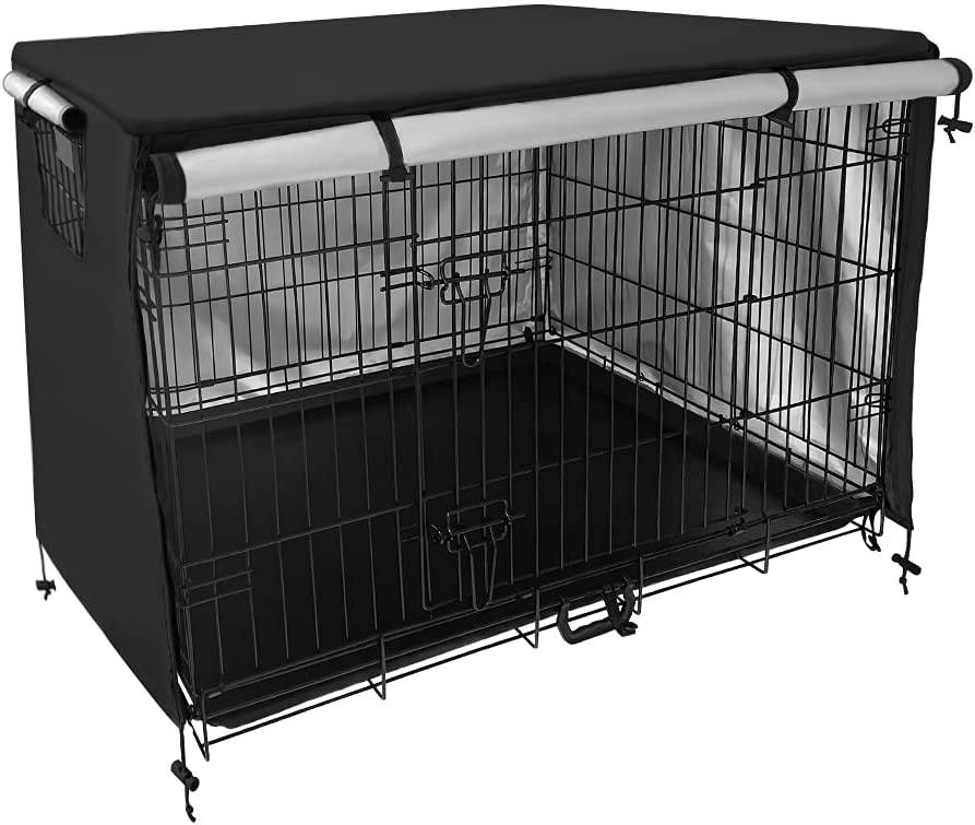 Pecopcock Dogs Crate Cover Outlet ☆ Free Shipping Privacy Safe Dog 5 ☆ very popular Windproof for Durabl