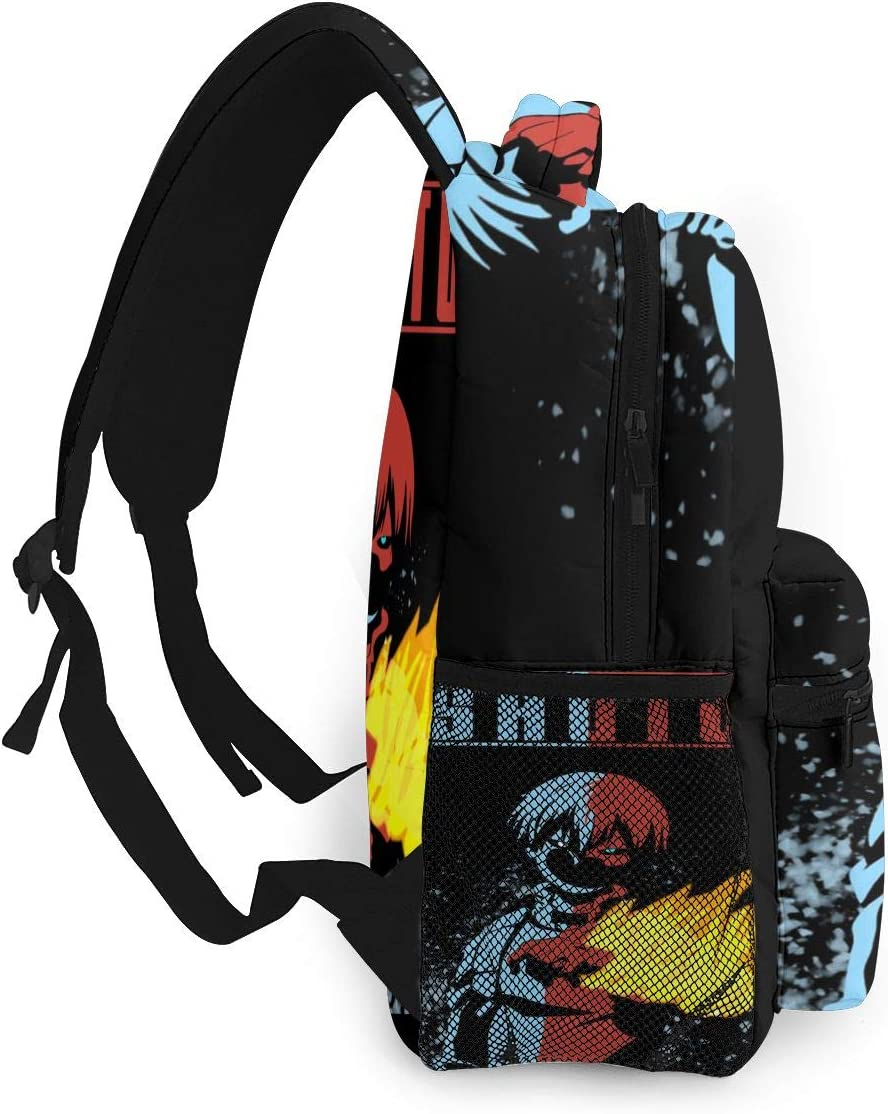 Backpack My Hero Academia Fashion Casual Business Backpack is Suitable for Any Travel
