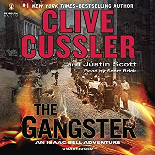 The Gangster audiobook cover art