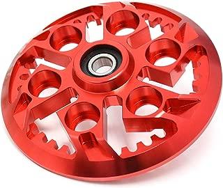 For Ducati Monster 600 750 Multistrada 1000 1100 S SuperSport Red Billet Swheel Clutch Pressure Plate