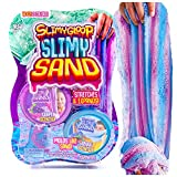 SLIMYSAND Twist - Blue/Purple, Scented, Grape & Berry, Stretchable, Moldable Cloud Slime, Play Sand 10oz. Great for Tactile Fun
