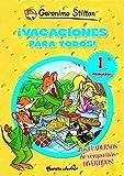 ¡Vacaciones para todos! 1: ¡Los cuadernos de verano más divertidos! (Aprende con Stilton)