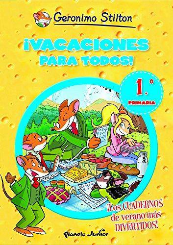 ¡Vacaciones para todos! 1: ¡Los cuadernos de verano más d