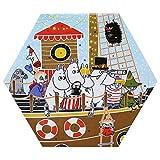 ムーミン Moomin フィギュア ムーミンボート クリスマス アドベントカレンダー 2018