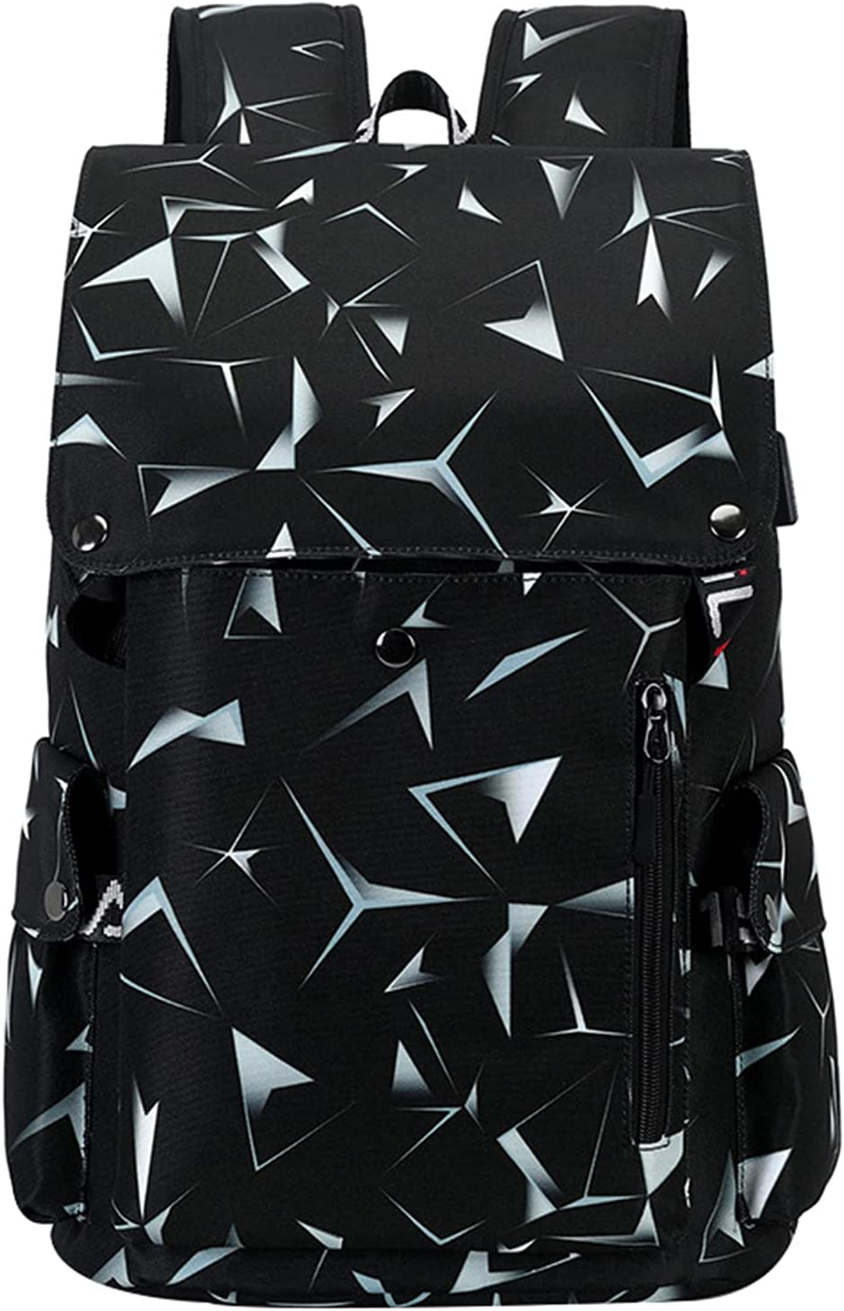 JiaYou Men Special Don't miss the campaign Campaign Fashion Backpack Water with Casual Daypack Resistant