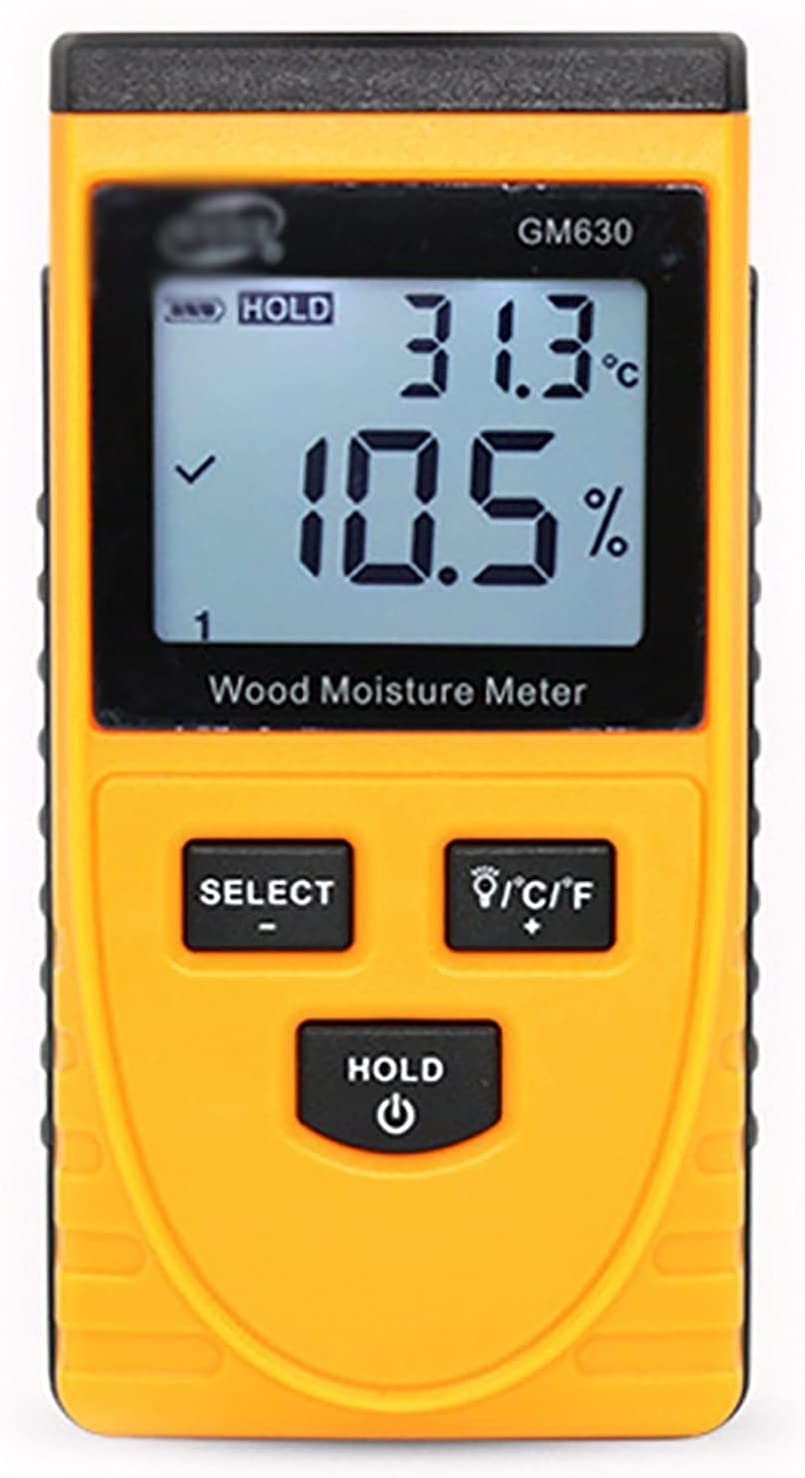 QERNTPEY Wood specialty shop Moisture Meter Popular product Moi Portable Induction Digital