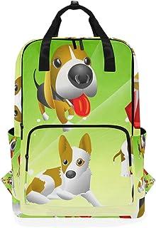 FAJRO - Mochila Escolar para Perros, diseño de Perro