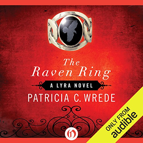 The Raven Ring audiobook cover art