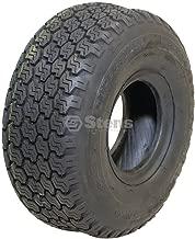 Stens Tire 160-401 11x4.00-4 Super Turf 4-Ply