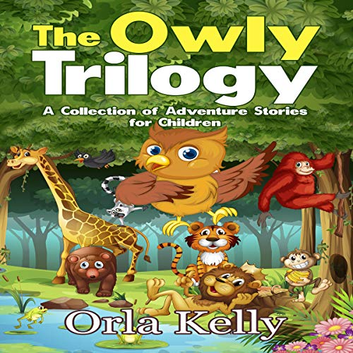 The Owly Trilogy  By  cover art