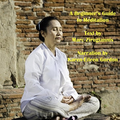 A Beginner's Guide to Meditation audiobook cover art
